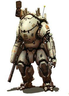Defiance Games Power Armor Hardsuit Kickstarter ~ E5D EL QUINTO DESTINO