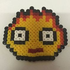 Calcifer Sprite by TheSpinkyKitten on Etsy, $4.00