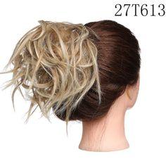 Greasy Hair Hairstyles, Messy Bun Hairstyles, Hair Updo, Messy Bun Updo, Elegant Ponytail, Bun Hair Piece, Hair Pieces, Professional Updo, Ponytail Extension