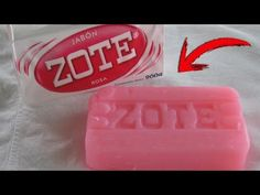 Zote soap, it's a cleaning product of Mexican origin, very famous in such country, and others in the same continente. Listerine, Zote Soap, Fresh Wash, Diy Laundry Detergent, Power Clean, Things To Know, Soap Making, Clean House, Home Remedies