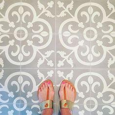 Cement Tile Shop - Encaustic Cement Tile Cannes III