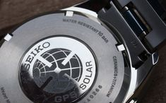 Seiko Astron GPS Solar Dual Time Watch Review | aBlogtoWatch Seiko Sportura, Gadget Watches, Types Of Technology, Seiko Solar, Photovoltaic Cells, Herren Chronograph, Mechanical Watch, Fujifilm Instax Mini, Trends