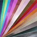 21x29cm umelá koža, syntetická koža, Faux PU kože tkanina s Pearlized metalických farieb embosovaných Litchi SK23