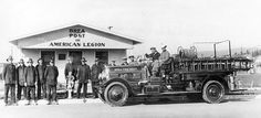 1925-Brea, California Fire Department