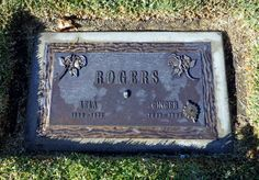 Ginger Rogers (1911 - 1995) Died of Natural Causes