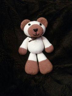 Häkeln-Crochet **Bär**