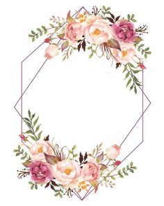 Paper Background Design, Powerpoint Background Design, Wedding Invitation Video, Engagement Invitations, Floral Invitation, Floral Wedding Invitations, Embroidery Flowers Pattern, Flower Patterns, Logo Floral