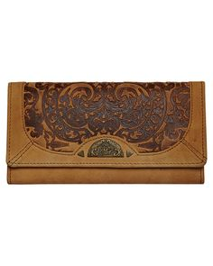 Rip Curl Salt Gypsy Leather Wallet