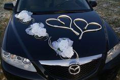 svatební dekorace na auto Art Floral, Decorations, Vehicles, Car, Pictures, Autos, Wedding, Photos, Automobile