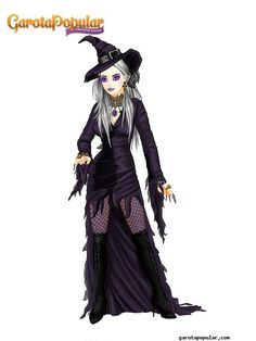 Lady 10 - Celaena Sardothien (Look Halloween)