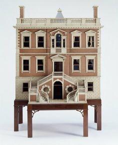 ... German doll's house furniture maker - Schneegas of Waltershausen.  nataliesketchbook.blogspot.com
