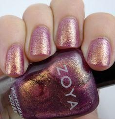 new fave polish: Zoya in Faye