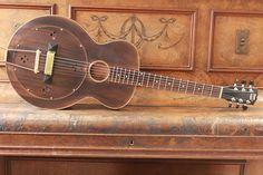 Robert Johnson Tribute Resonator Guitar