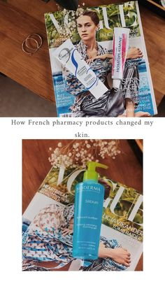 Dadou~Chic: How French Pharmacy Products changed my skin