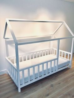 Toddler bed play house bed frame children bed bunk bed home bed wood house floor bed teepee bed wooden bed wood house DIY Twin Size Toddler Bed, Toddler House Bed, Diy Toddler Bed, Toddler Rooms, House Frame Bed, House Beds, Kids Bed Frames, Teepee Bed, Play Teepee