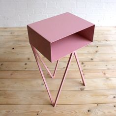 &new Mini Robot Side Table-Pink | &new-mini-robot-Pink | £310.00