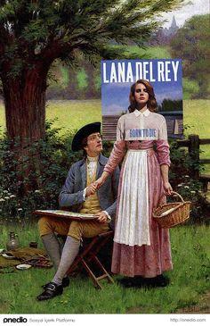 Albüm: Born To Die - Lana Del Rey