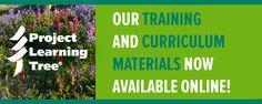 Project Learning Tree Online Professional Development