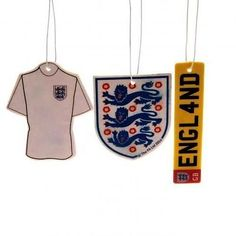 #Official #licensed football product england fa 3 pack air #freshener car gift ne,  View more on the LINK: http://www.zeppy.io/product/gb/2/201531096861/