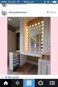 1000 Images About Dresoir On Pinterest Vanities Makeup