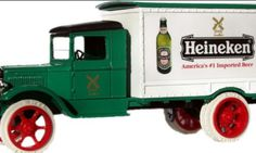 Heineken Dutch Beer Truck