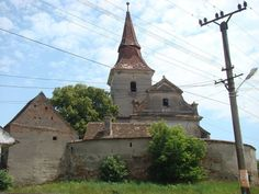 Kirche Arbegen / Siebenbürgen