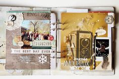 Picture 6 of December Daily - Cover & Day 1,2,3 by celinenavarro