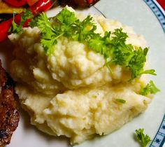Andover weight loss recipe | Mashed cauliflower