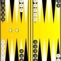 Jouer à Backgammon flash Old Board Games, Jouer, Pencil, Easel, Fishing Line