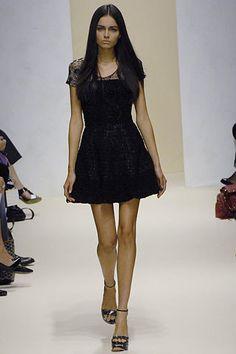 Alessandro Dell'Acqua Spring 2007 Ready-to-Wear Fashion Show - Darla Baker