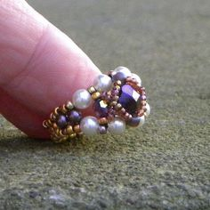 Dawnessa's Ring   JewelryLessons.com