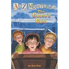 DRA 30 - A To Z Mysteries: The Goose's Gold - Ron Roy
