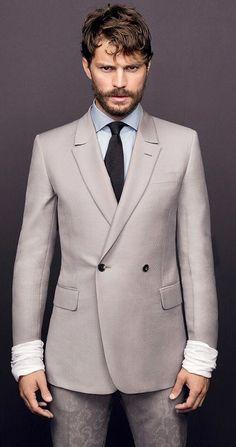 Jamie Dornan for Ermenegildo Zegna Couture Spring Summer | 2014