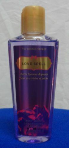 Victoria's Secret LOVE SPELL Body Wash 4.2 oz. 125 ml $6.88