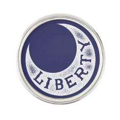Moultrie Liberty Flag lapel pins