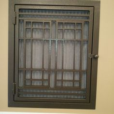 Fancy Vents, Inc - Craftsman Design, Cold Air Return Vent Cover, Hammered Brown - No measuring!!  Simply order by your filter size.  Fancy V...