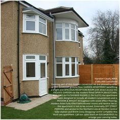 Handon Court, NW4 £385,000 Leasehold TWO BEDROOM ground floor GARDEN APARTMENT benefiting a bright and SPACIOUS RECEPTION ROOM with direct access the PRIVATE GARDEN via the modern fitted OPEN PLAN KITCHEN. With TWO BATH/SHOWER ROOMS (1 EN-SUITE) the apartment is MODERN & BRIGHT throughout with wood effect flooring, modern fitted fully tilled bath/shower rooms. Externally OFF STREET PARKING and access to the Northern Line at Hendon Central tube station and Brent Cross Shopping Centre