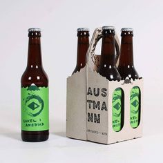 This was the final result of this previous mock-up. Cut in laser in real size and already in use context :) #Packaging #norway #beer #productdesign #design #carrier #bottle #cardboard #erasmus #lasercut #proof #mockup #industrialdesign #industrial #4beer #marketing #product #commercialisation by amorosarts