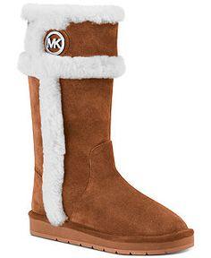 Women's/junior Michael Kors Winter Tall Boots Dark Caramel Sz 5 Medium NEW Nice! Mk Boots, Tall Boots, Shoe Boots, High Boots, Women's Shoes, Cheap Michael Kors Purses, Michael Kors Boots, Dream Shoes, Crazy Shoes
