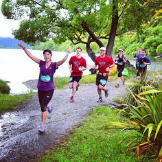 Congratulations to everyone who took part in the inaugural @airnz #QueenstownMarathon this weekend! A fabulous event despite the weather!