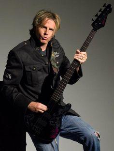 John Taylor of Duran Duran....Play that fucking bass John!!!