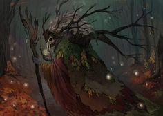 Keeper of the Forest by DestructorCAT.deviantart.com on @deviantART