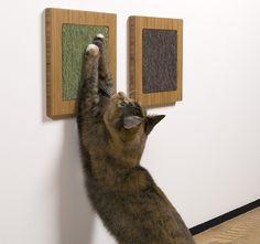 Itch Wall Cat Scratcher
