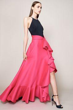Badgley Mischka Resort 2018 Fashion Show