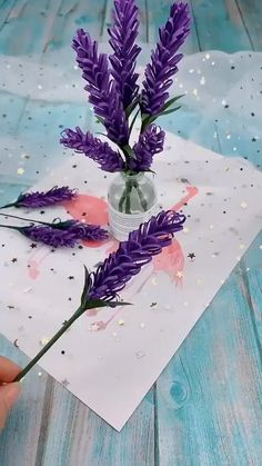DIY Papier DIY Paper Flowers (Folding Tricks): 5 Steps Blackjack: Learn How to Become a Champion Lea Paper Flowers Craft, Paper Crafts Origami, Flower Crafts, Diy Flowers, Flower Diy, Peony Flower, Lavender Flowers, How To Make Flowers Out Of Paper, Flower Decorations