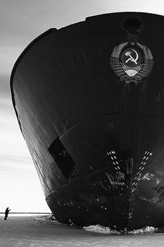 soviet era ice breaker