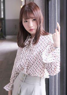 天瀬音羽 Beautiful Japanese Girl, Beautiful Asian Girls, Cute Asian Girls, Kawaii Girl, Asian Fashion, Cosplay, Lace, Pretty, Honey