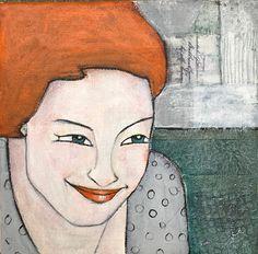 Monica Blom Art: Paus