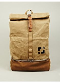 Amos Single Strap Backpack | Eastpak X Wood Wood