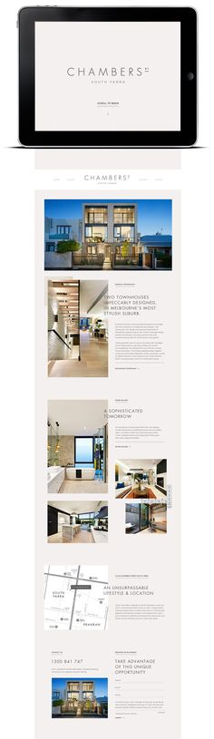 Chambers St South Yarra | Cassette Agency | Marketing Agency based in Melbourne